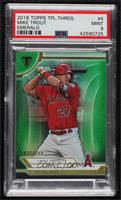 Mike Trout [PSA 9 MINT] #/259