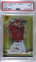 Mike Trout /99 [PSA 9 MINT]