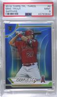 Mike Trout /25 [PSA 9 MINT]
