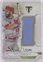 Matt Carpenter /36
