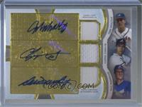 John Smoltz, Chipper Jones, Dale Murphy /27
