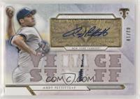 Andy Pettitte #/18