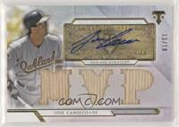 Jose Canseco /18