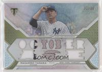 Masahiro Tanaka /36