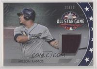 Wilson Ramos #/50