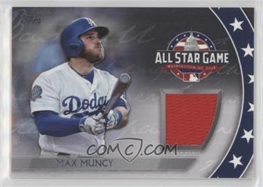 2018 Topps Update Series - All-Star Stitches #AST-MM - Max Muncy