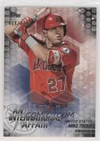 Mike Trout #/299