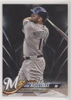 Mike Moustakas #/67