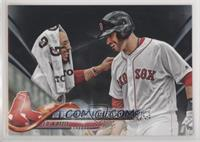 Did We Just Become Best Friends? (J.D. Martinez, Mookie Betts) /67