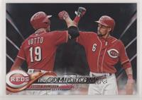Thunder & Lightning (Joey Votto & Billy Hamilton) /67