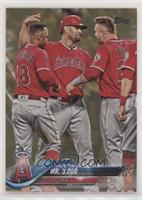 Checklist - Mr. 3,000 (Albert Pujols) #/2,018