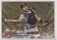 All-Star - J.T. Realmuto #/2,018