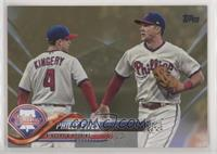 Philly Fives (Scott Kingery & Rhys Hoskins) /2018