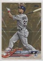 All-Star - Michael Brantley #/2,018