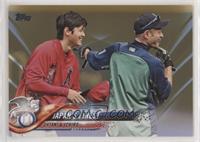 Japan's Finest (Ohtani & Ichiro) #/2,018