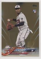 All-Star - Ozzie Albies #/2,018