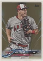 All-Star - Mike Trout [EX to NM] #/2,018