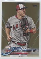 All-Star - Mike Trout #/2,018