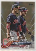 All Smiles (Francisco Lindor, Jose Ramirez) #/2,018