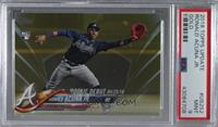 Rookie Debut - Ronald Acuna [PSA 9 MINT] #1410/2,018