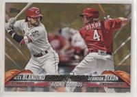 Rookie Combos - Alex Blandino, Brandon Dixon #/2,018