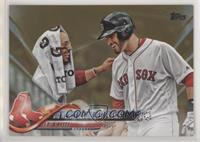 Did We Just Become Best Friends? (J.D. Martinez, Mookie Betts) #/2,018