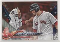 Did We Just Become Best Friends? (J.D. Martinez, Mookie Betts) /76