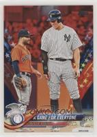 A Game For Everyone (Altuve & Judge) #/76