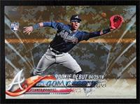 Rookie Debut - Ronald Acuna #/25