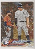 A Game For Everyone (Altuve & Judge) #16/25