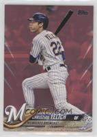 Christian Yelich /50 [EX to NM]