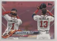 The Future is Bright (Albies & Acuna Jr.) #/50