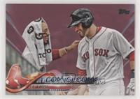 Did We Just Become Best Friends? (J.D. Martinez, Mookie Betts) /50