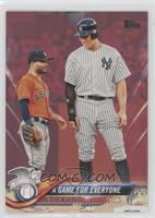 A Game For Everyone (Altuve & Judge) #/50