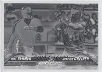 Rookie Combos - Mike Gerber, Grayson Greiner