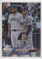 Get Off My Base (Eric Hosmer & Cody Bellinger)