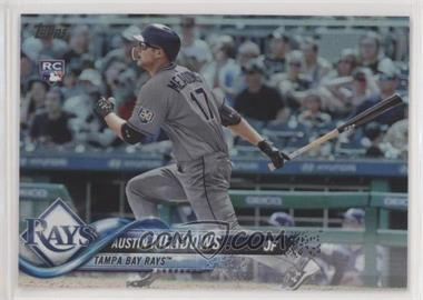 2018 Topps Update Series - [Base] - Rainbow Foil #US34 - Austin Meadows