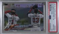 The Future is Bright (Albies & Acuna Jr.) [PSA 10 GEM MT]