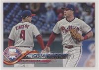 Philly Fives (Scott Kingery & Rhys Hoskins) #/99