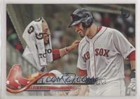 Did We Just Become Best Friends? (J.D. Martinez, Mookie Betts) #/99