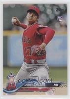 Base - Shohei Ohtani (Pitching, Red Jersey)