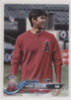 SP Variation - Shohei Ohtani (Red Warmup Jersey)