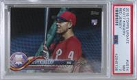 SP Variation - Scott Kingery (Red Warmup Jersey) [PSA 7 NM]