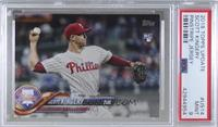 SSP Variation - Scott Kingery (Throwing, Pinstriped Jersey) [PSA 9 MI…