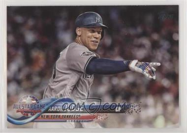 2018 Topps Update Series - [Base] #US172 - All-Star - Aaron Judge