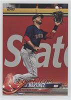 Base - J.D. Martinez (Vertical, Fielding)