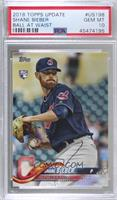 Shane Bieber (Sleeve Patch Visible) [PSA 10 GEM MT]