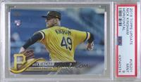 SSP Variation - Nick Kingham (Horizontal, Yellow Jersey) [PSA 9 MINT]