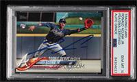 Rookie Debut - Ronald Acuna [PSAAuthenticPSA/DNACert]