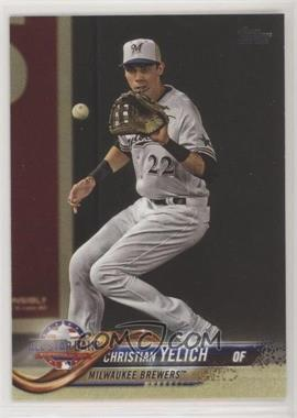 2018 Topps Update Series - [Base] #US27 - All-Star - Christian Yelich